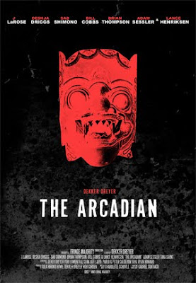 The Arcadian, 2011, movie, poster