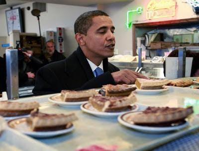 resep pie apel kesukaan presiden obama
