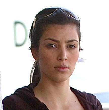Kim Kardashian Without Makeup Hollywood And Bollywood Entertainment - Kim-k-without-makeup