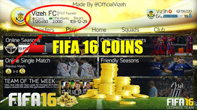 how to get free coins for fifa 16 in easy steps
