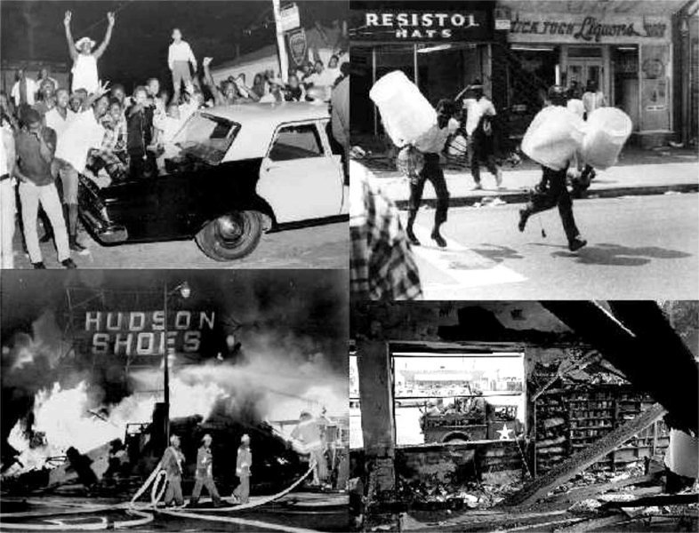 term paper on the watts riots Watts riots term papers and essays the watts riots is the name given to a six day urban rebellion which took place at the height of the civil rights movement, in the.