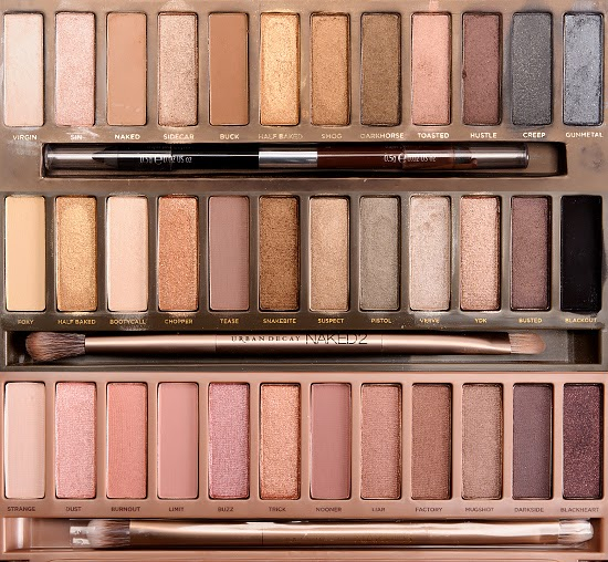 urban decay naked 3 palette, daniela pires