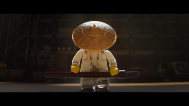 Hình ảnh phim The Lego Ninjago Movie