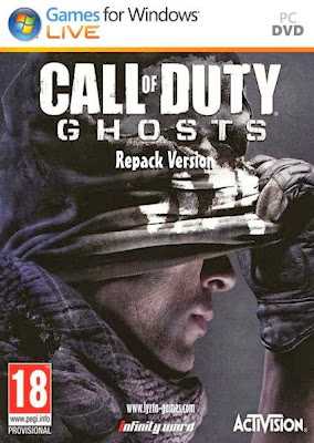 Call of Duty: Ghost (Repack) PC Cover