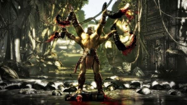 Mortal Kombat X Se Filtran logros, trofeos y puntos