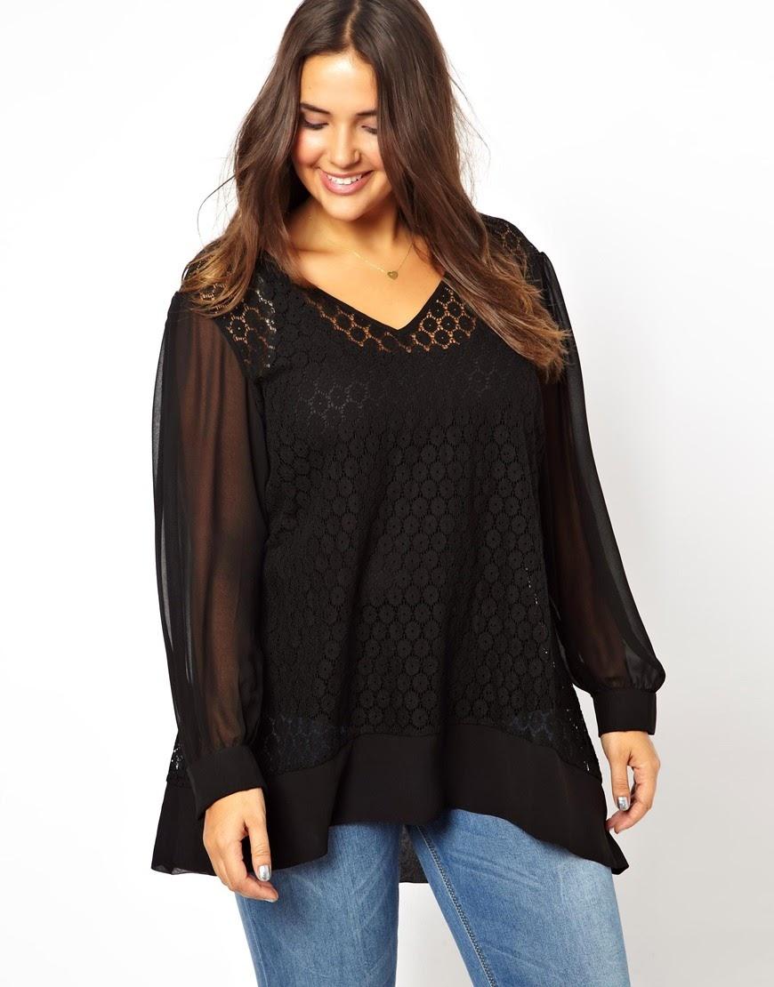 trend baju untuk orang gemuk
