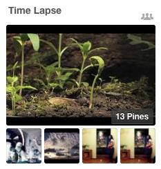 Técnica: Time Lapse