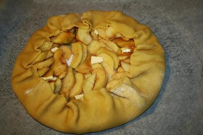 torta di mele pasta frolla