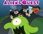 Solucion Alien's Quest Guia