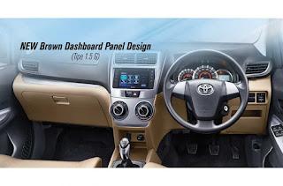 speedometer grand new avanza 2015