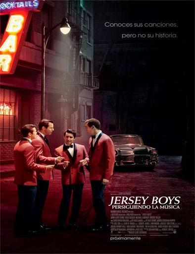 Ver Jersey Boys: Persiguiendo la música (2014) Online
