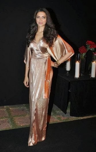 Glam n Glitz at Deepika's Success Party