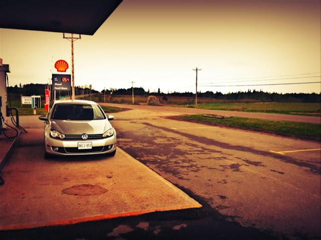 2013 Volkswagen Golf TDI Shell Borden PEI