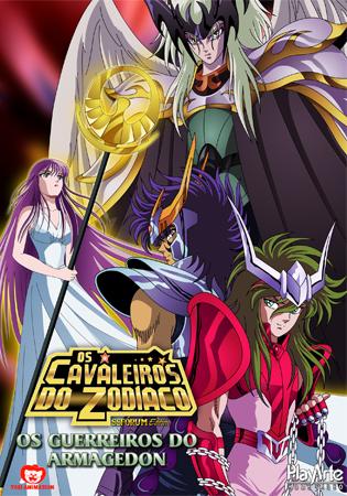 Os Cavaleiros do Zodiaco: Os Guerreiros do Armagedon – Full HD 1080p