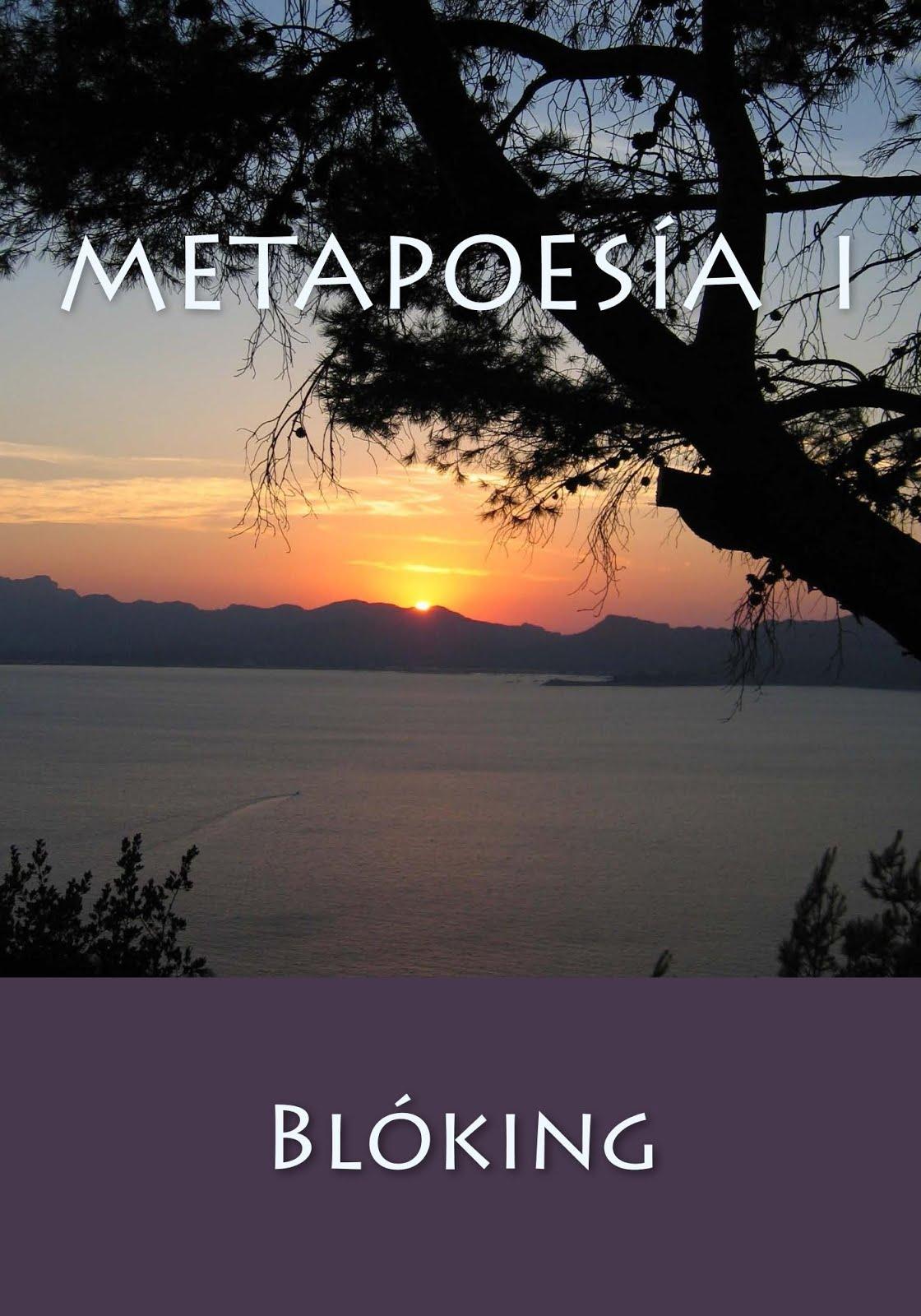 #Obra 29 - Metapoesía I