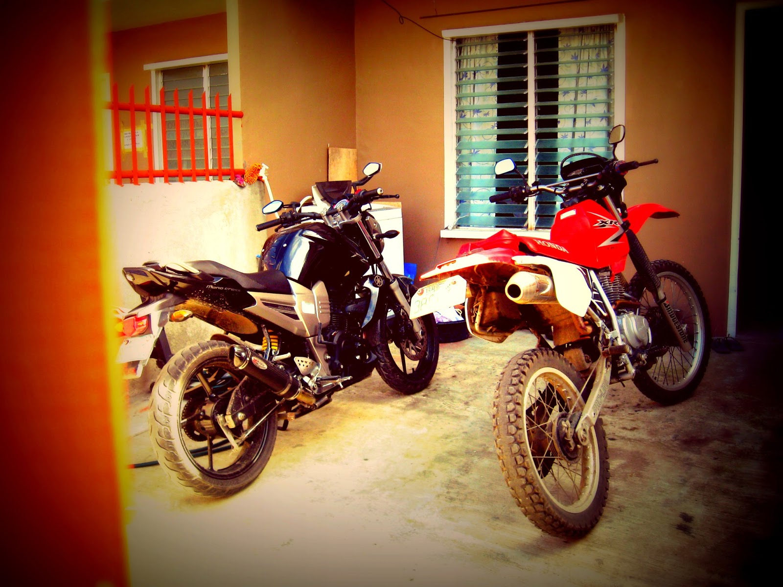 Modified XR: XR 200 Philippine Version