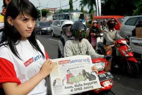 Harian Semarang, Korane Dhewe