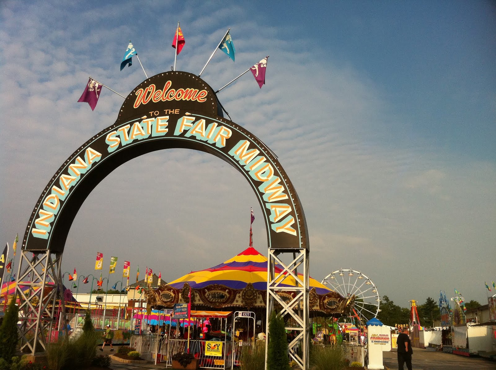 Indiana state fair discount coupons