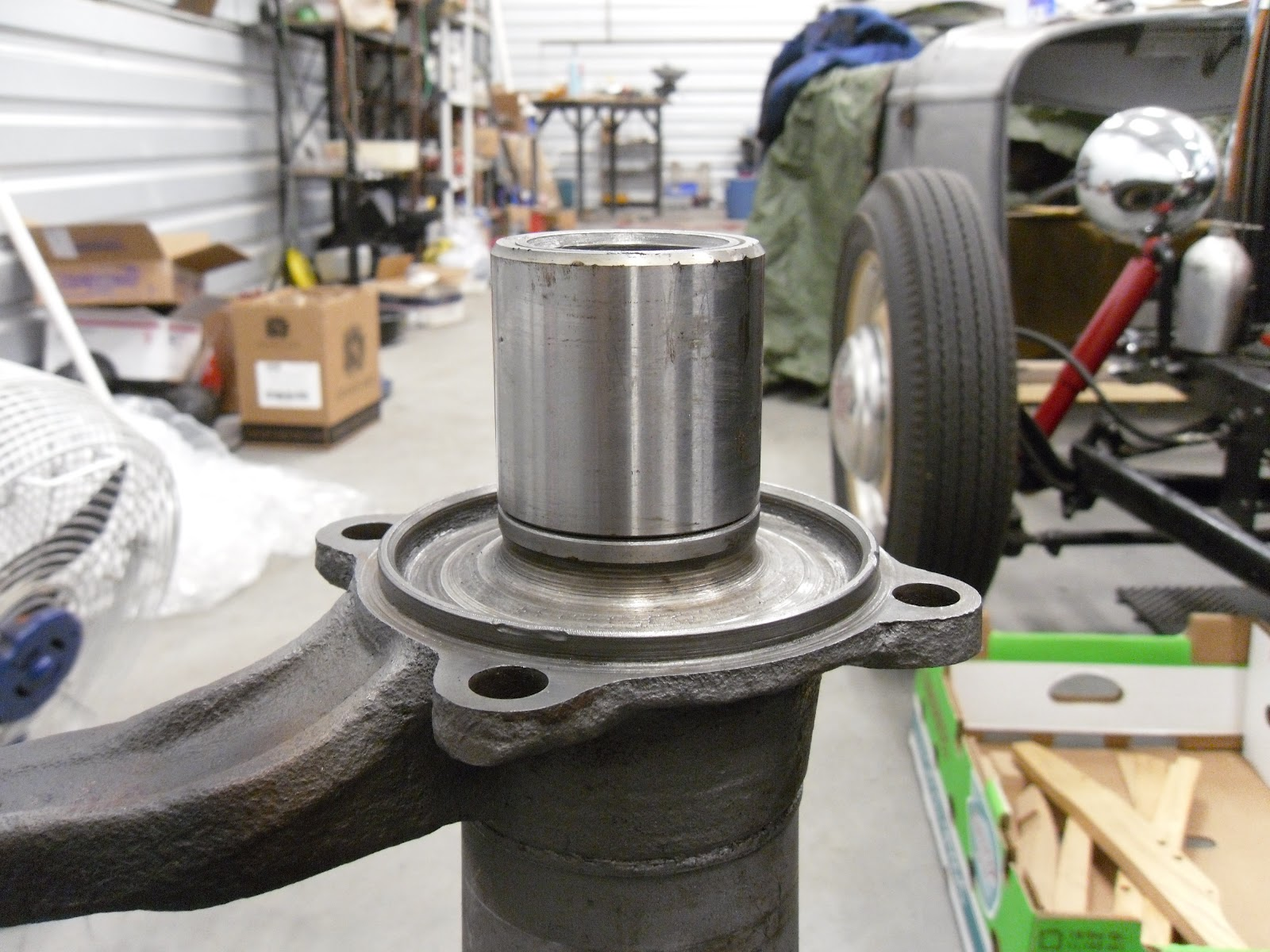 32 Ford Banjo Rear End : So you want to build a ford roadster replacing