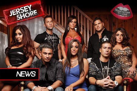 jersey shore season 4. of the quot;Jersey Shorequot; crew