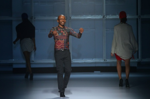 2014 MERCEDES BENZ FASHION WEEK JOHANNESBURG | IRMGARD MKHABELA