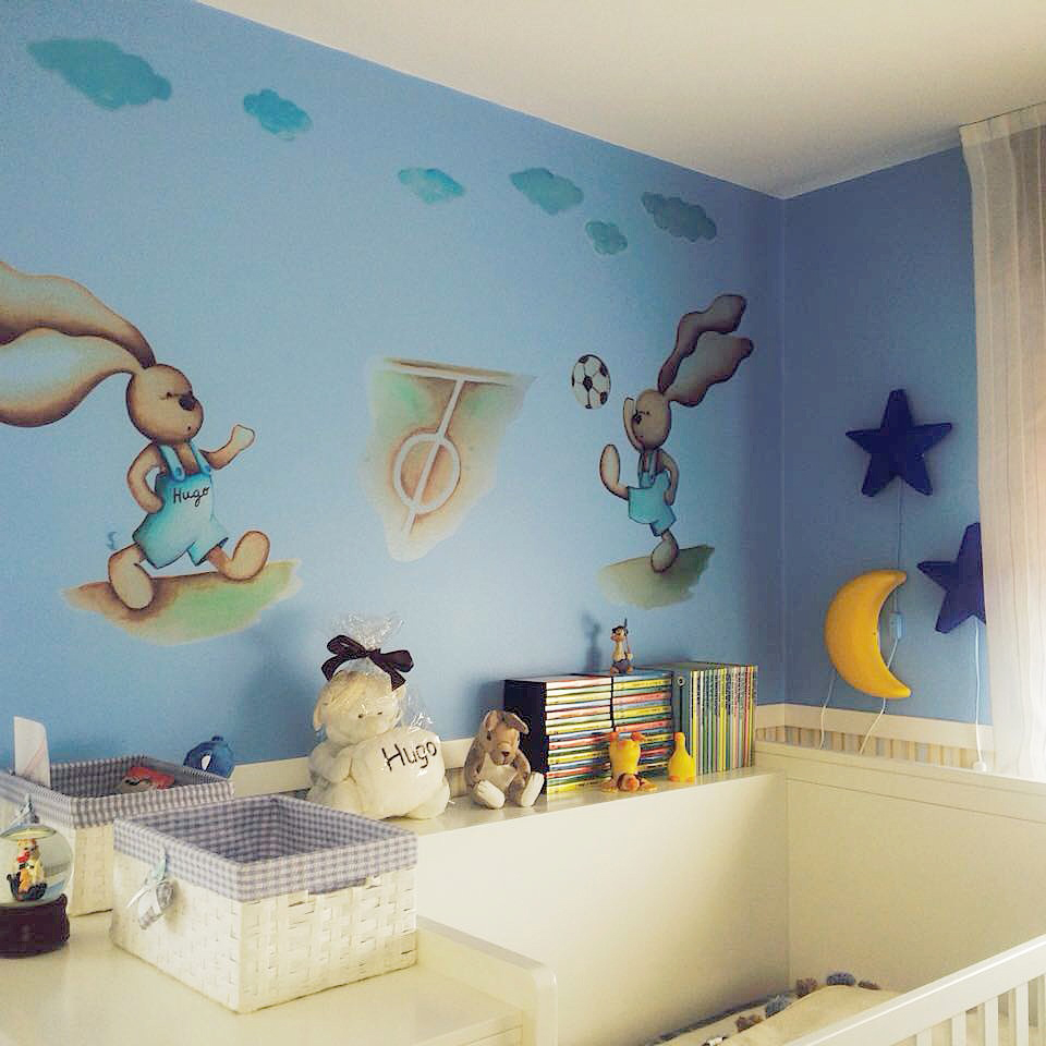 Decopared agosto 2015 for Decoracion para paredes infantiles