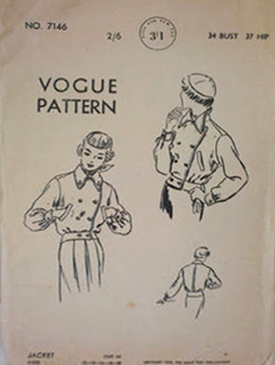 Vogue jacket 7146