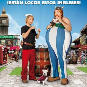 Asterix y Obelix al Servicio de su Majestad