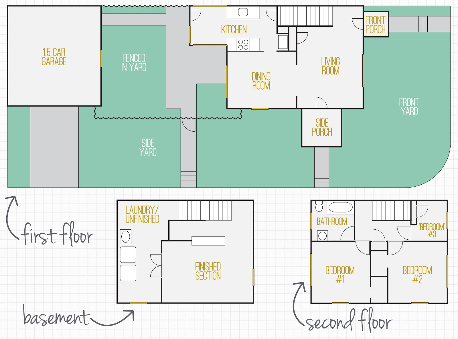 gallery for gt good luck charlie house floor plan
