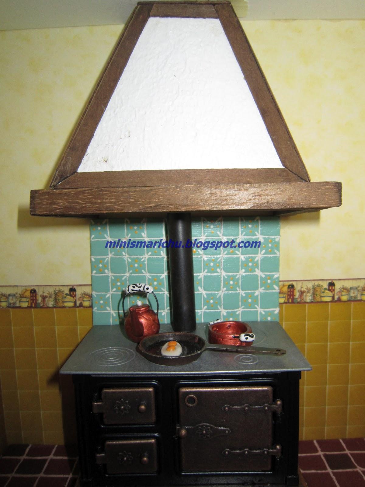 Las minis de marichu como hacer una campana - Campana extractora rustica ...
