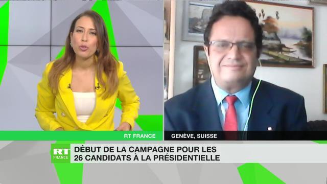 Les Enjeux des élections présidentielles en Tunisie