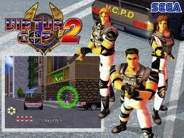 Virtual cop Game