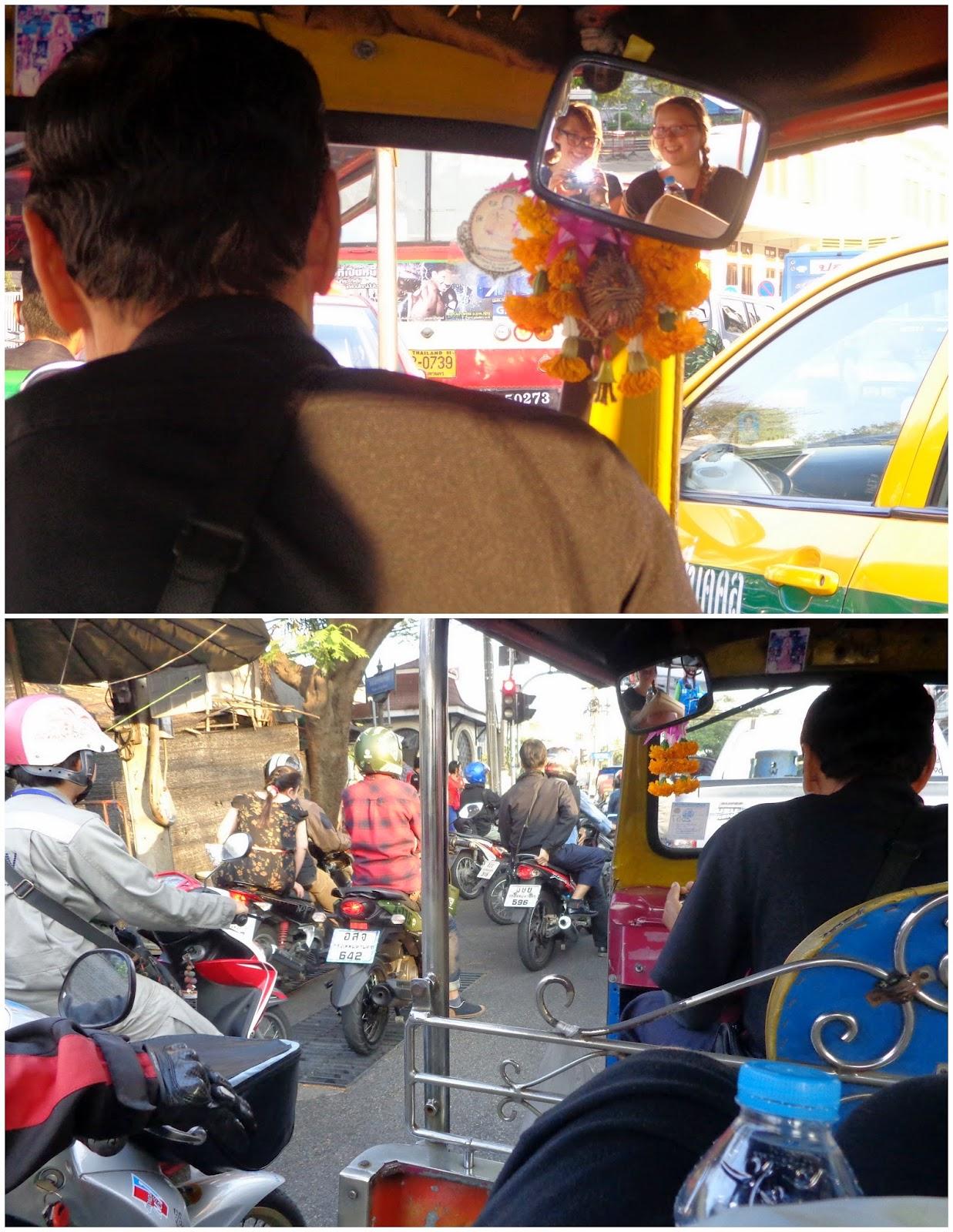 Tuk-tuk-Bangkok-Thailand