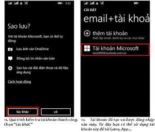 Hướng dẫn Thiết lập gia đình của tôi trên Windows Phone Nokia