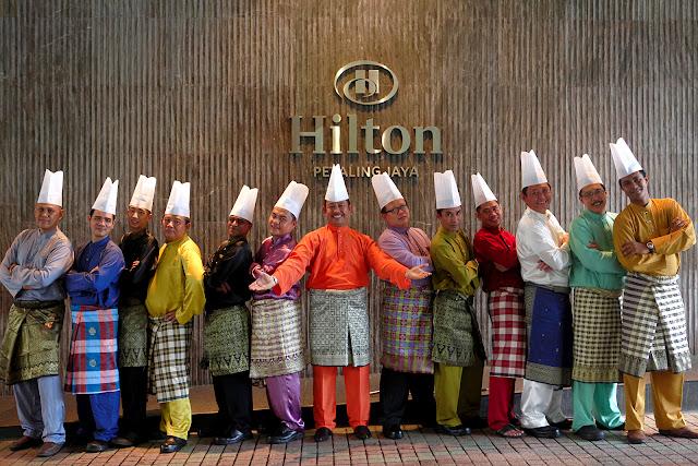 PJ Hilton Ramadan Buka Puasa