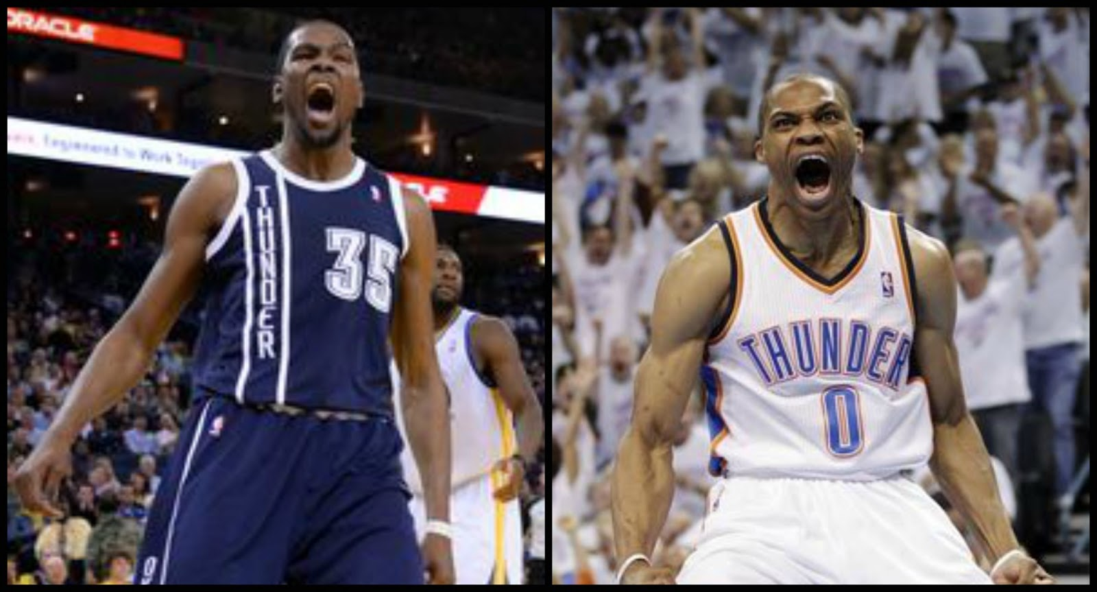 Kevin Durant And Russell Westbrook Best Friends They have proven they are