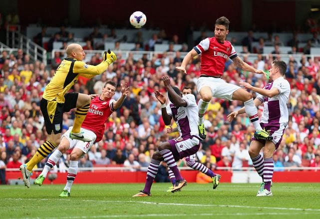 Aston Villa vs Arsenal Premier League Preview