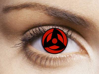 9x Membuat Mata Sharingan dengan photoshop