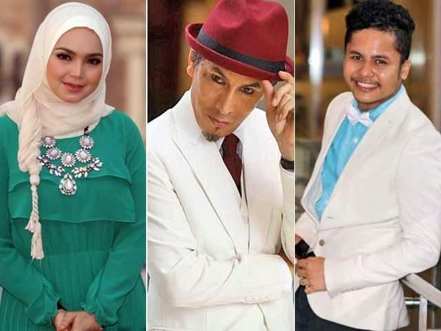 Dato' Siti Nurhaliza, Amy Search, Hafiz Suip Meriahkan Pelancaran TMM 2014