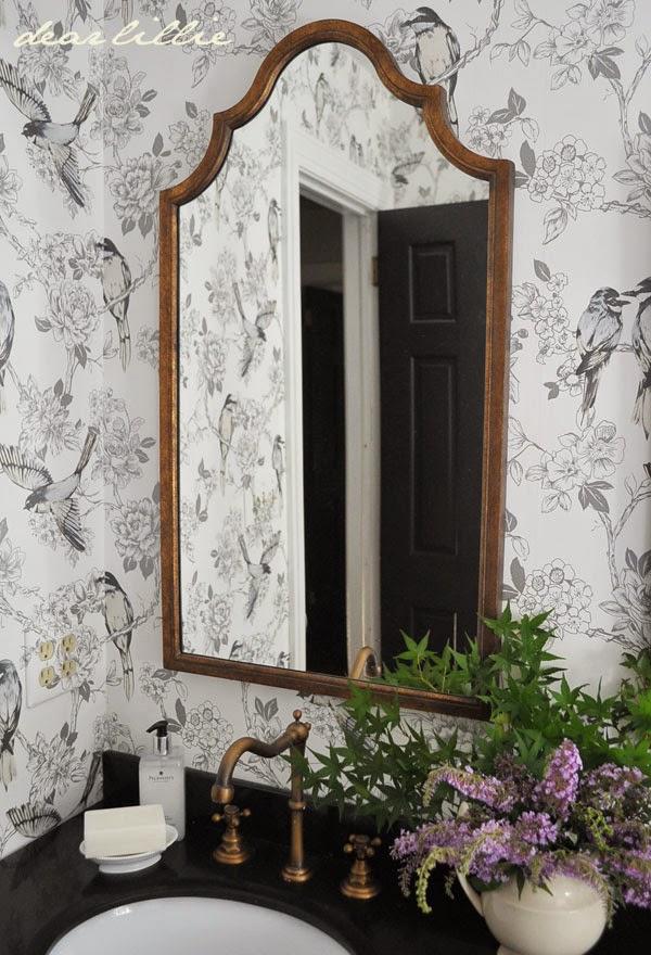 Dear Lillie: Mirrors for the Bathroom