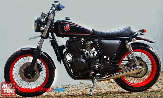 referensi motor modifikasi jap style
