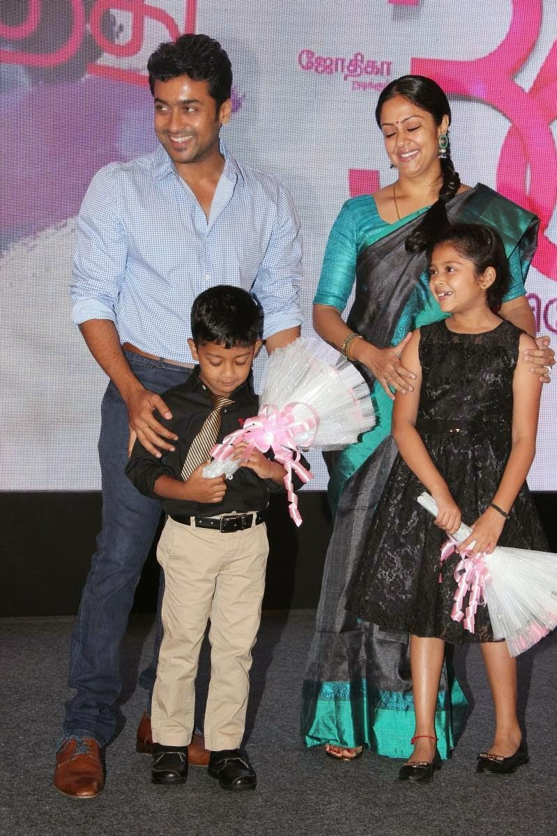 Jyothika At 36 Vayathinile Tamil Movie Audio Launch