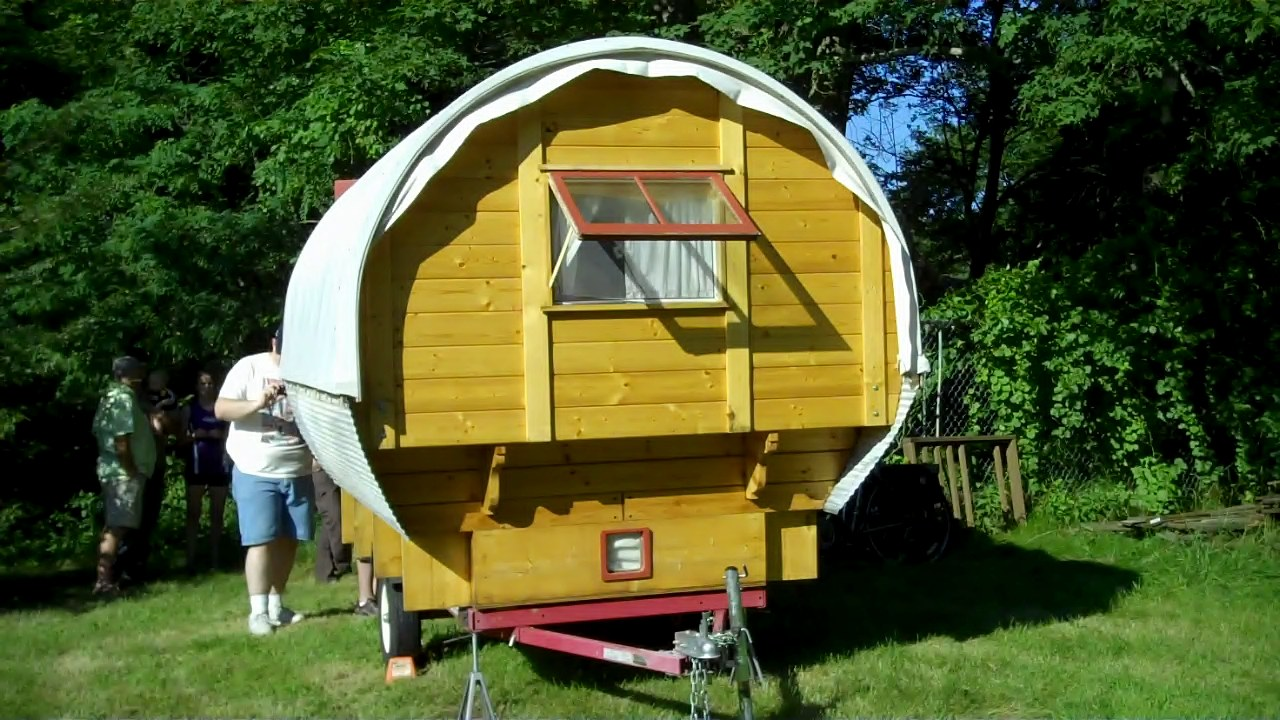 Relaxshackscom The Whittled Down Caravan A guest micro