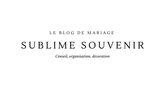 Sublime Souvenir- Le blog