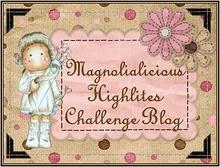 Magnolialicious Challenge Blog