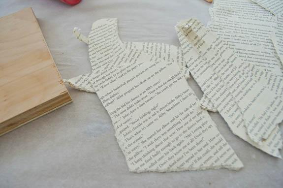El Yapımı Romantik Duvar Tablosu Adım 2