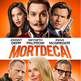 Mortdecai Will Journey to Blu-ray and DVD on May 12