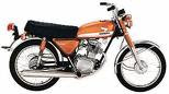 Gambar | photo Honda CB 100, CB 125, CB 175, CB 200, CB 223 CC