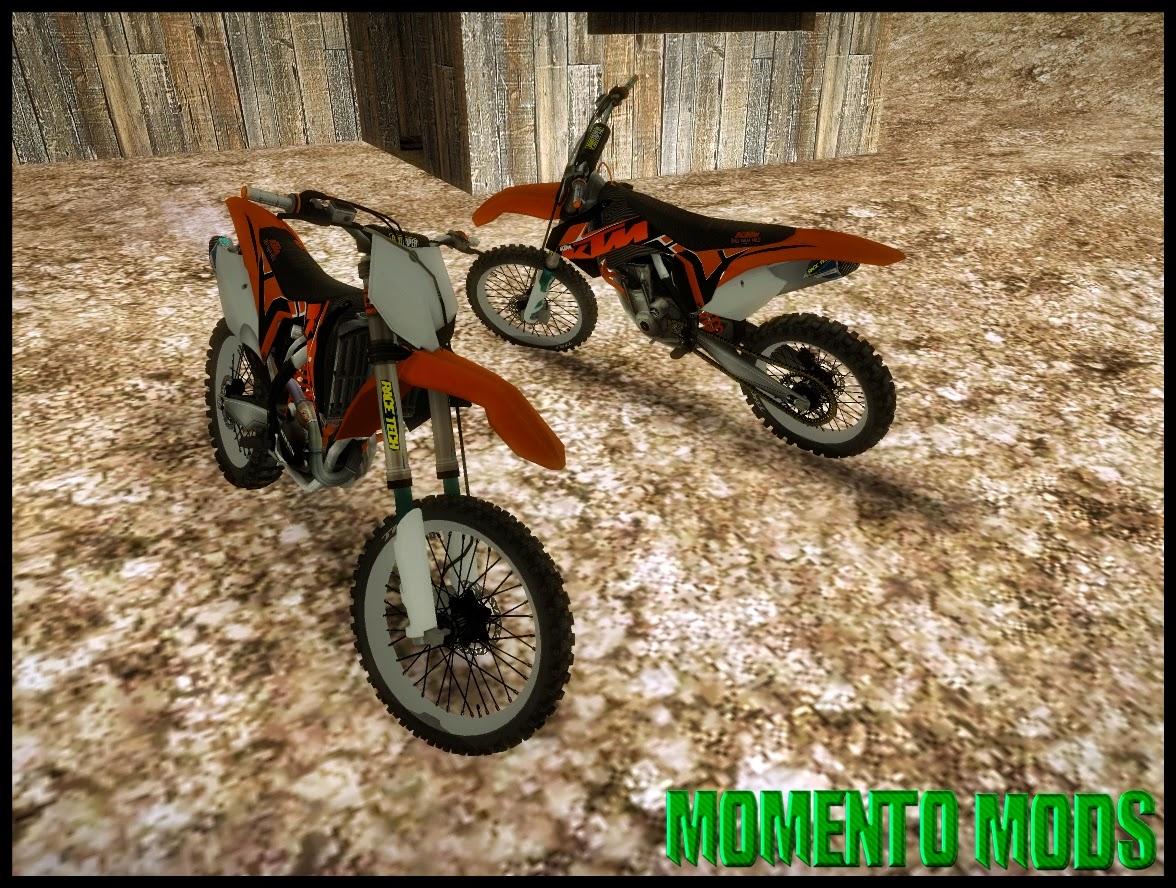 GTA SA - New KTM