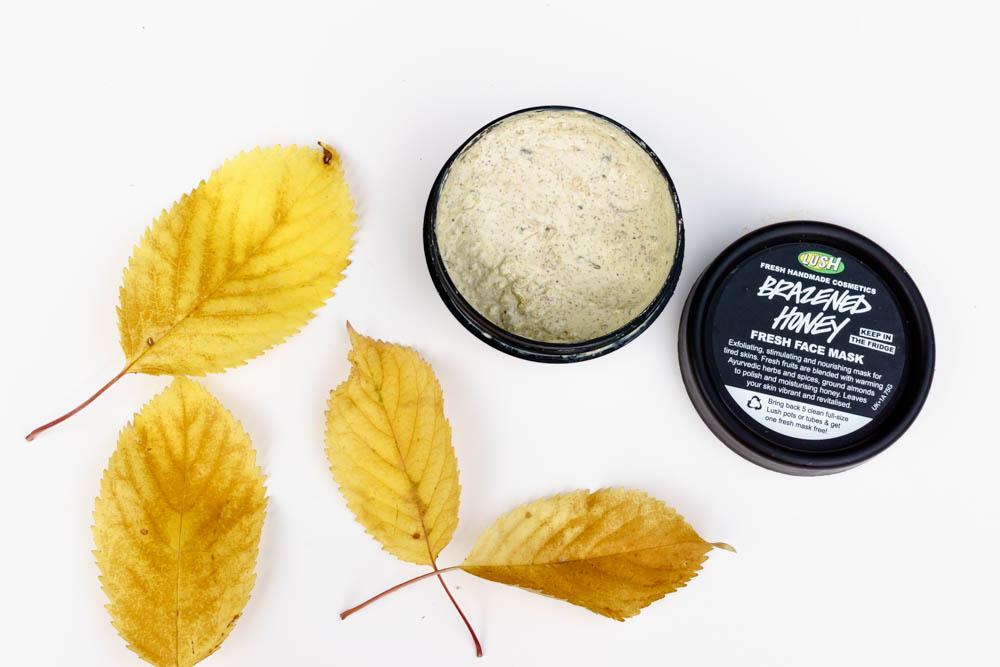 Lush Brazened Honey Mask Review India UK Price Buy Online